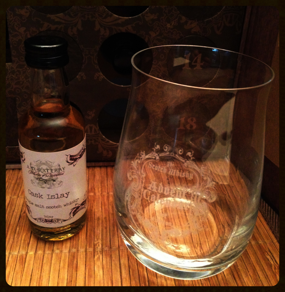 A. D. Rattray Cask Islay